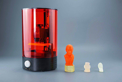 SparkMaker_affordable 3D Printer